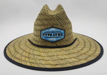 Load image into Gallery viewer, Tyte Lynz Fish of the Keys Straw Hat