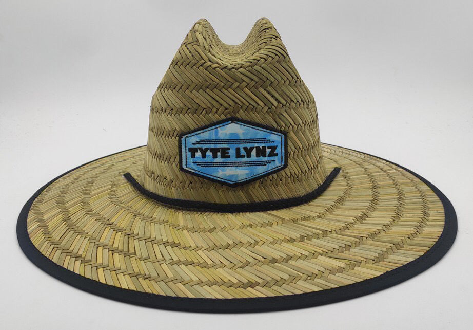 Tyte Lynz Fish of the Keys Straw Hat