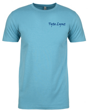 Load image into Gallery viewer, Original Grouper Tee | Bondi Blue | Tyte Lynz