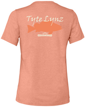 Load image into Gallery viewer, Original Grouper Tee | Heather Sunset | Tyte Lynz