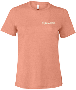 Original Grouper Tee | Heather Sunset | Tyte Lynz