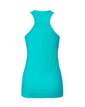 Load image into Gallery viewer, Shady Beach Tank Top | Teal | Tyte Lynz