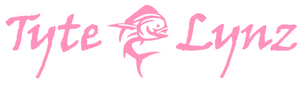 Tyte Lynz Jumping Mahi Vinyl Decal | Soft Pink