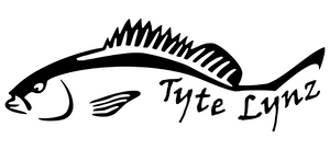 Tyte Lynz Mangrove Snapper Vinyl Decal | Black