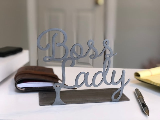 Boss Lady Desktop