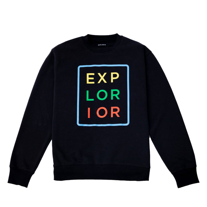 Explorior Color Sweatshirt