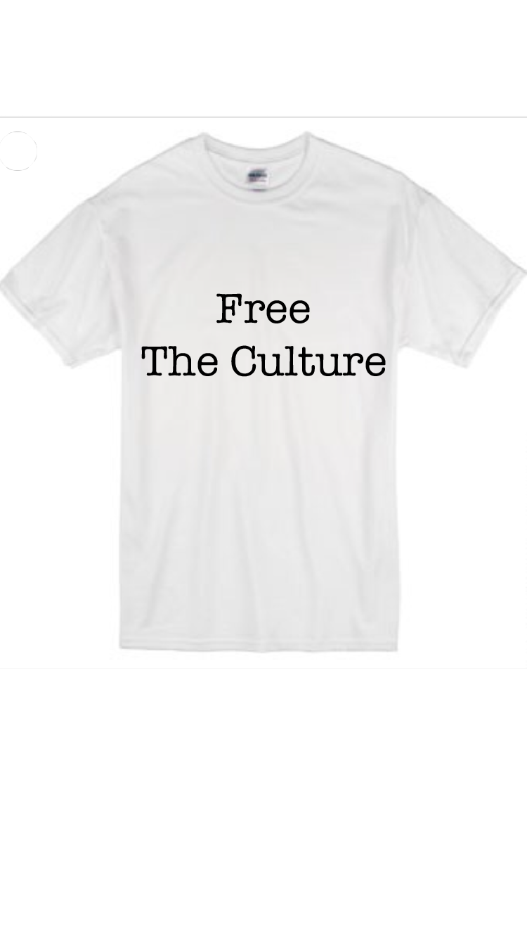 Free the Culture Short Sleeve
