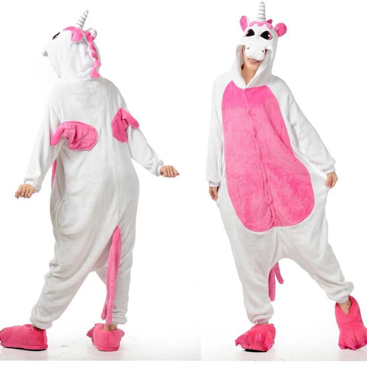 Onesie Licorne Cute Rose