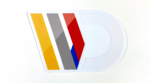 WagonsDaily™ Logo Sticker (CTSV) *Limited*
