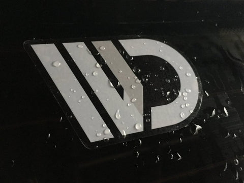 WagonsDaily™ Logo Sticker (BMW, RS, etc.)