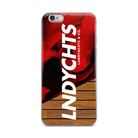 LNDYCHTS Wavy iPhone Case
