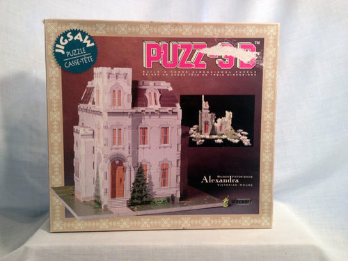 Alexandra Victorian House - missing-pieces-for-you
