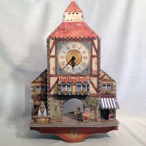 Bavarian Clock - missing-pieces-for-you