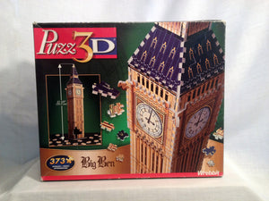 Big Ben - 373 Pieces - missing-pieces-for-you