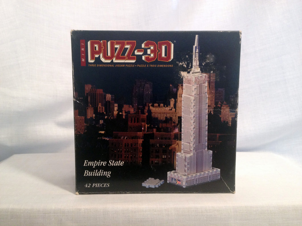 Empire State Building - MINI - missing-pieces-for-you