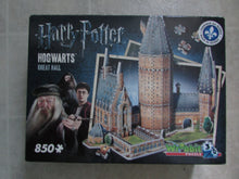Load image into Gallery viewer, Harry Potter - Great Hall 3D Puzzle