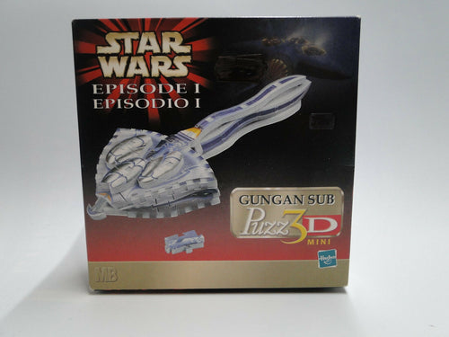 Star Wars - Gungan Mini No Box, 3D Puzz, 3D Puzzle