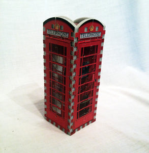 Telephone Booth - MINI - missing-pieces-for-you