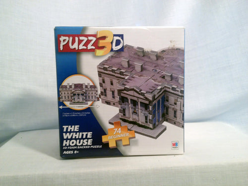 White House - MINI - missing-pieces-for-you