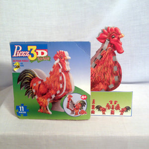 Rooster (No Box) - missing-pieces-for-you