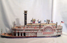 Load image into Gallery viewer, Mississippi Steamboat - 718 Pieces - missing-pieces-for-you