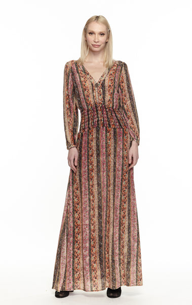 Universal Beauty Maxi Dress