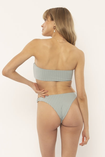 Monroe Bandeau Swim Top