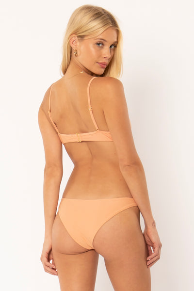 Kendal Demi Swim Top