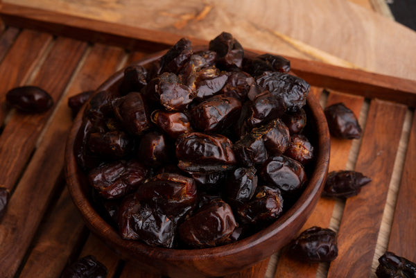 Black Dates Seedless