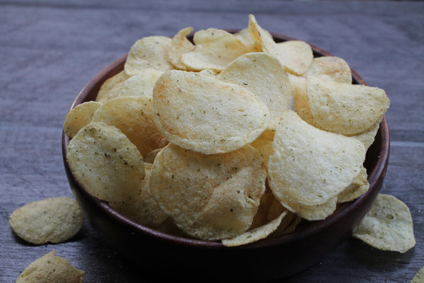 POTATO CHIPS CREAM ONION
