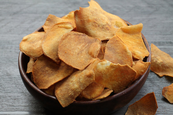 SPECIAL SWEET POTATO CHIPS PERI PERI