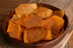 Sweet Potato Chips Masala