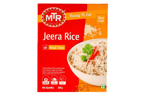Mtr. Ready to Eat-Jeera Rice