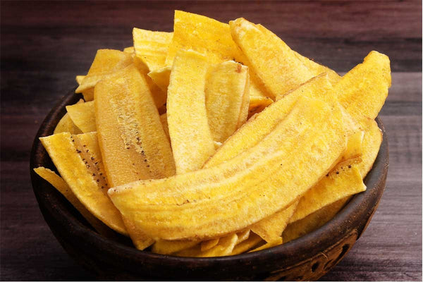 Low Fat Banana Chips Plain