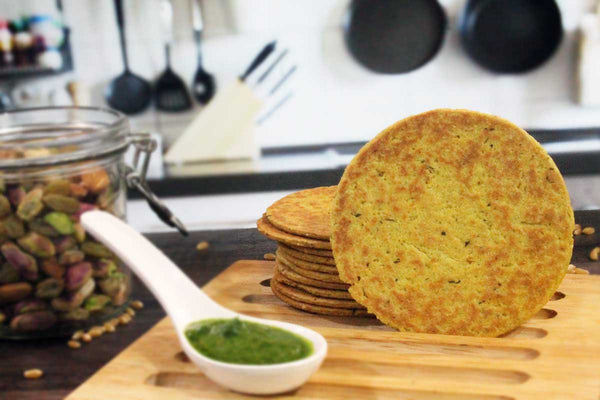 Low Fat Methi Bhakari