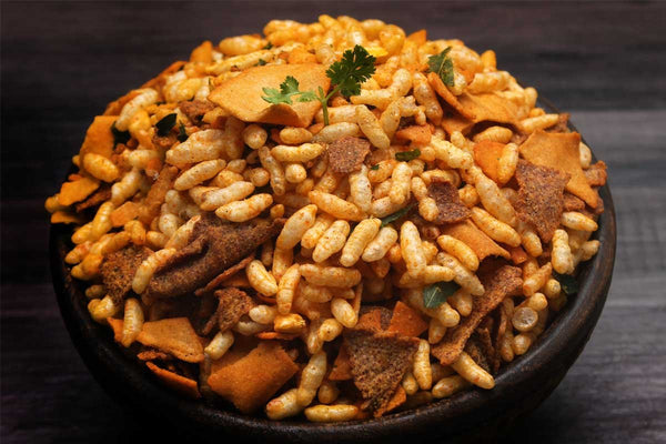 Low Fat Roasted Mix Bhel