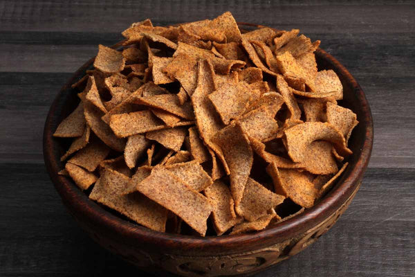 LOW FAT NACHANI CHIPS  PERI PERI