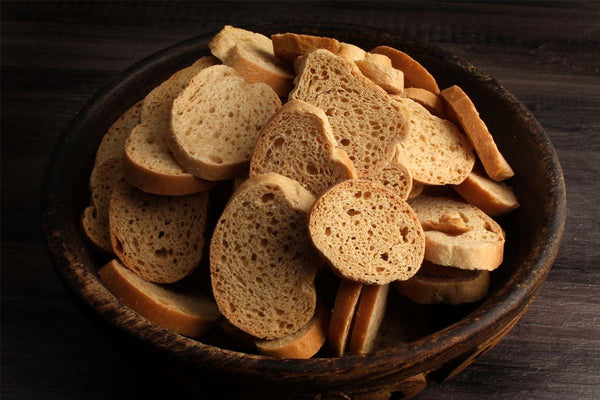 Whole Wheat Melba Toast