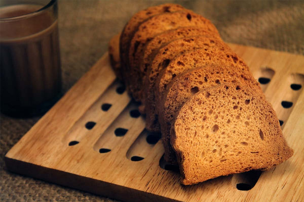 Whole Wheat Milk Rusk