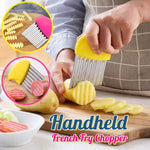 Handheld French Fry Chopper