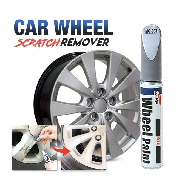 Car Wheel Scratch Remover