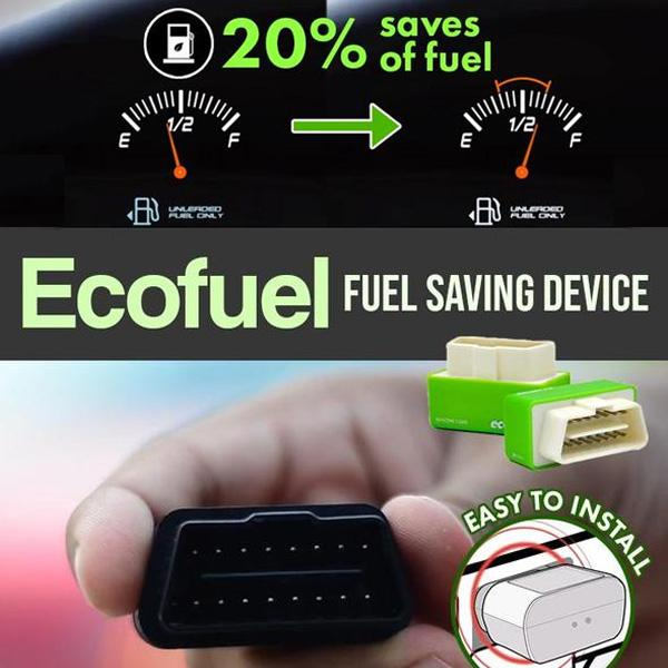 Ecofuel - Car Performance Powerbox