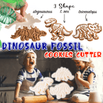 3PCS/Set of Dinosaur Cookies Cutter
