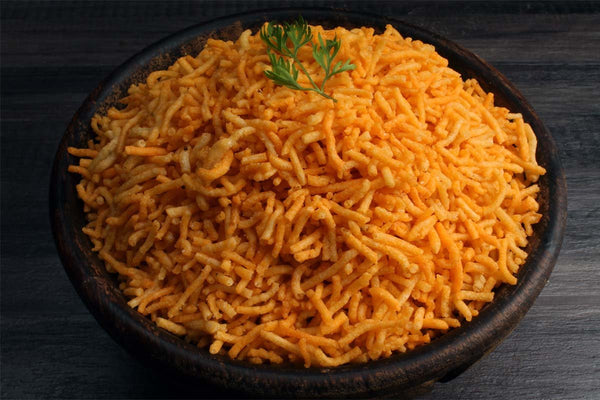 Cheese Potato Sev