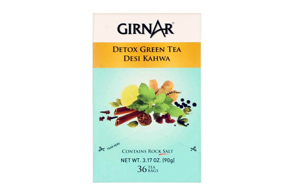 Detox Desi Kahwab Green Tea