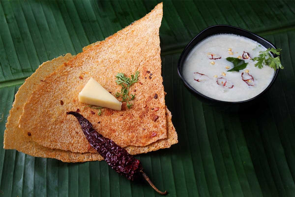 Dosa Khakhra Chilly Cheese