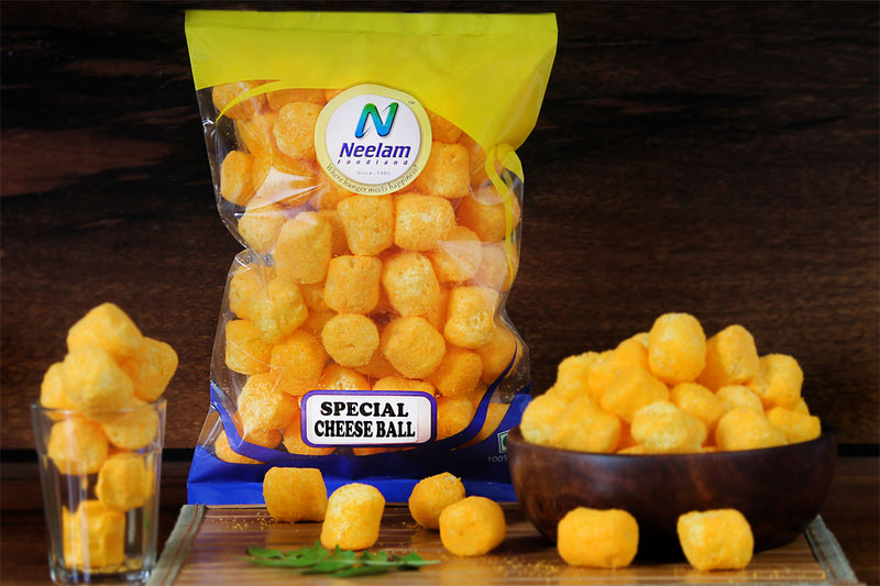 Cheese Ball REAL CHEESE SNACKS
