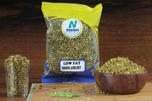 Low Fat Sprouted Moong ANKURIT Namkeen