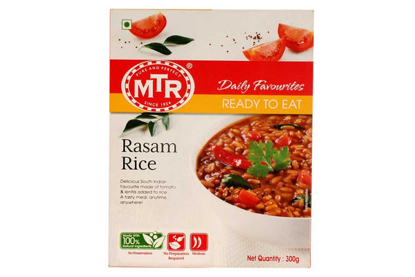 Mtr. Ready to Eat- Rasam Rice