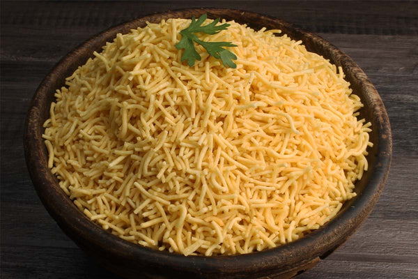 Low Fat Besan Sev
